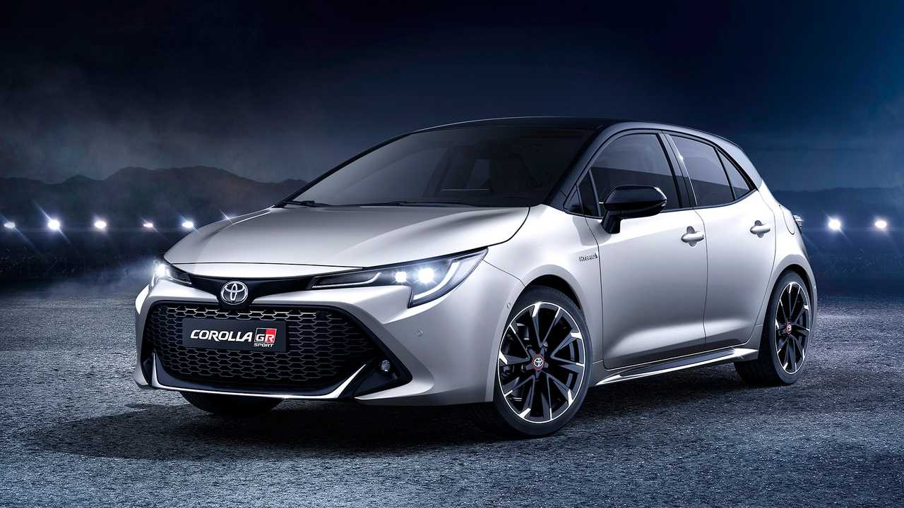 Toyota Corolla GR SPORT 2019
