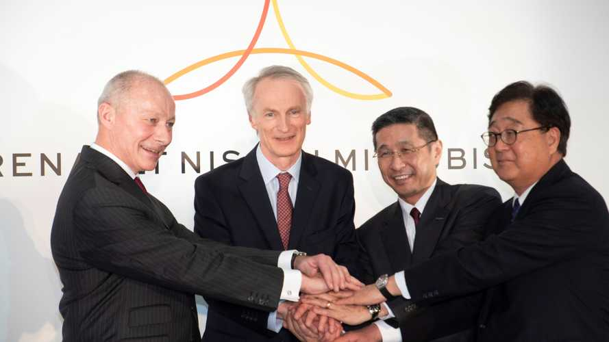 Renault, Nissan, And Mitsubishi Detail Alliance Business Changes