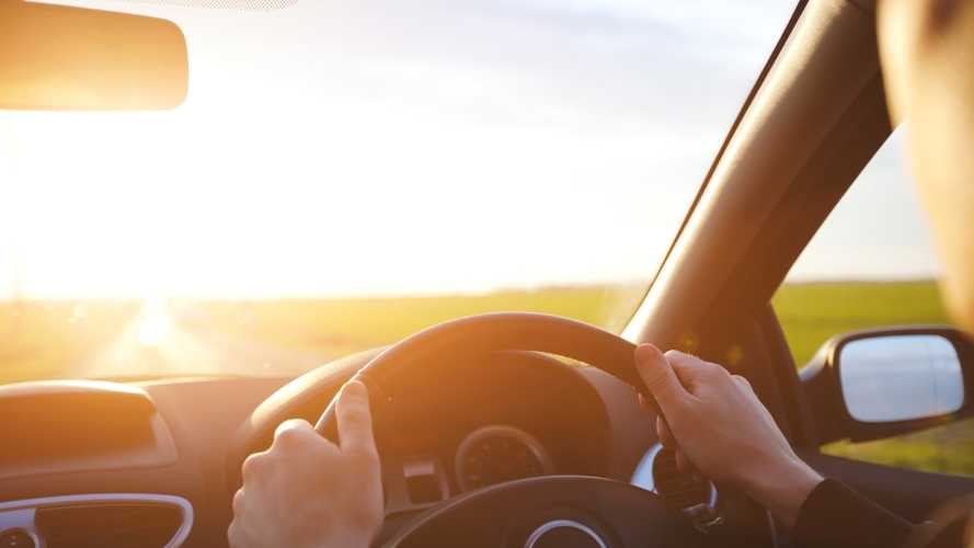 Stay safe in the low sun with these driving tips
