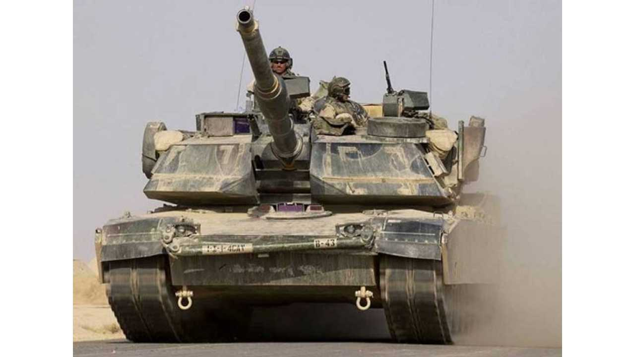 US Military to Soon Own Largest Federal Fleet of V2G Plug-In Vehicles