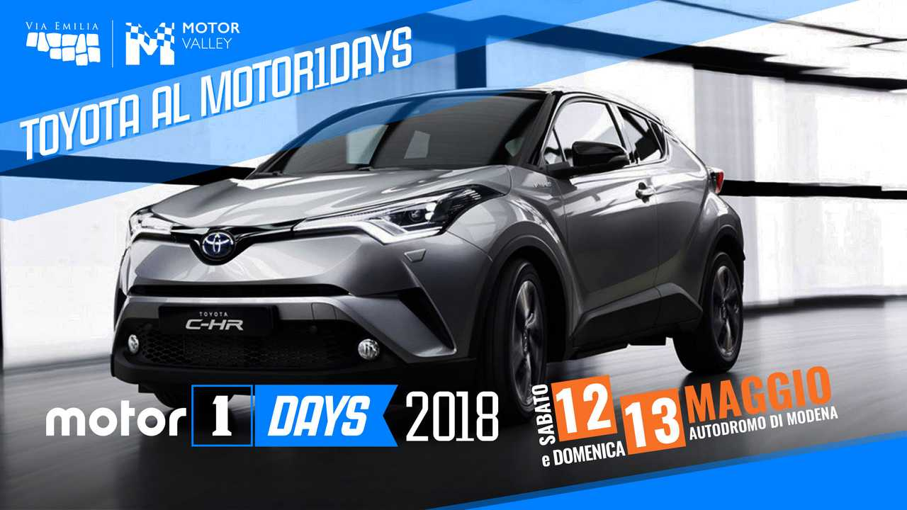 Motor1Days 2018 MotorValley logo