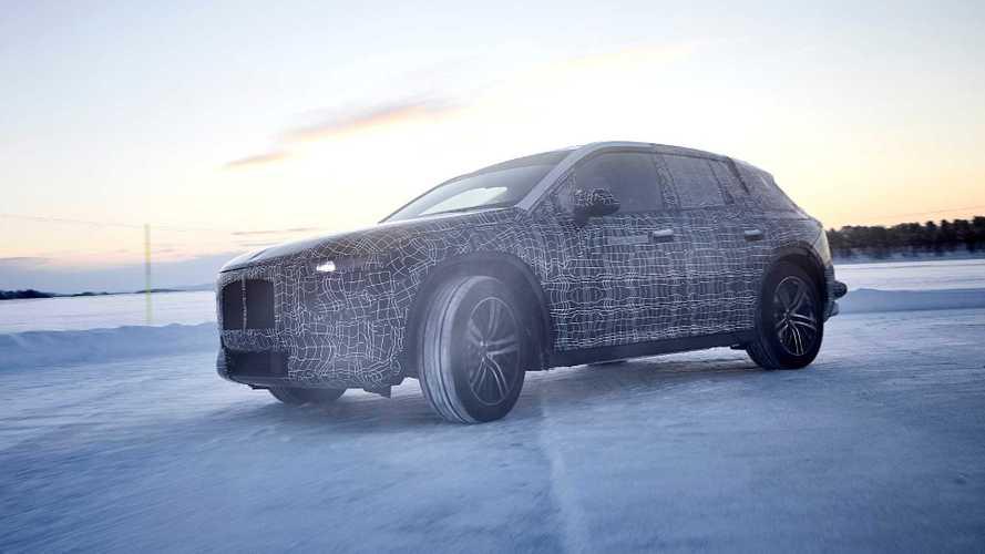 Prototype du BMW iNEXT foto| Motor1.com France