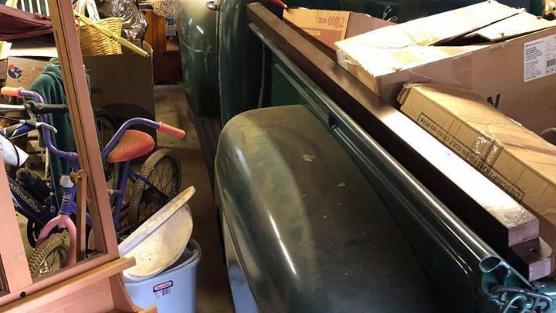 "[""1950 Ford F1 Barn Find Carries High Asking Price""]"