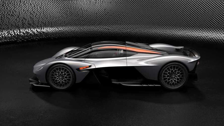 AMR Track Performance csomaggal is elérhető lesz az Aston Martin Valkyrie