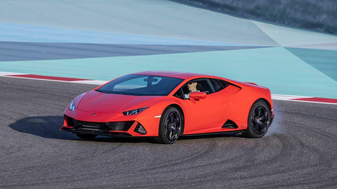 Lamborghini Huracán Evo 2020