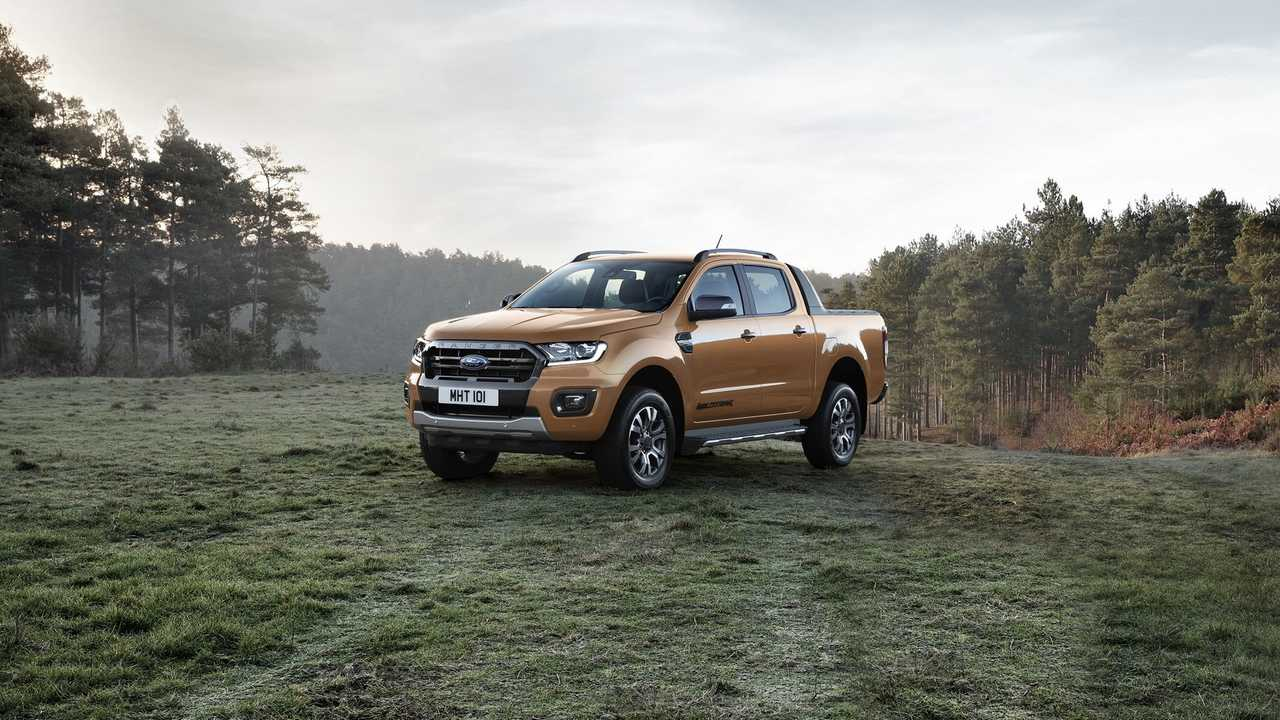 Ford Ranger Refreshed For Europe Gets New Diesel Engine