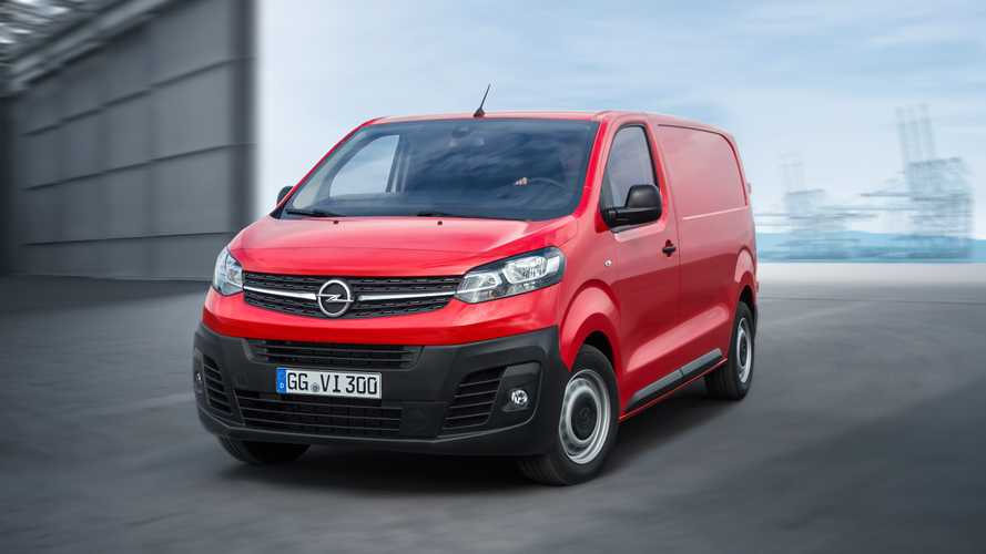 Новый Opel Vivaro