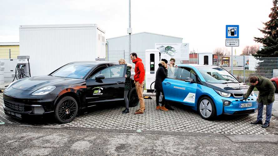 Auto elettrica, 100 km con 3 minuti di ricarica sono possibili