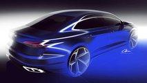 2020 VW Passat (USA) Teaser