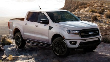 Ford Ranger Black Appearance Pack Shows Its Dark Side