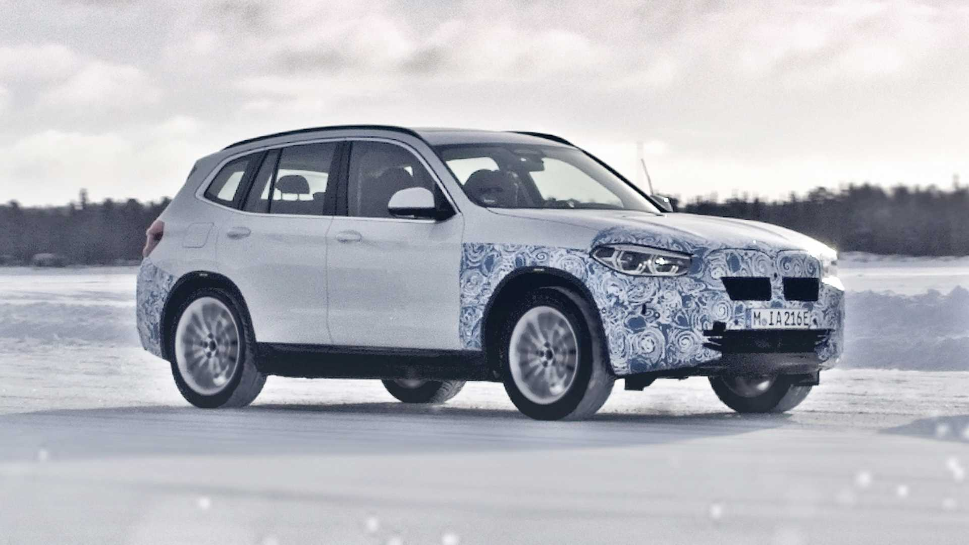 Bmw Ix3 To Be Available In Europe First In 2020 U S Later
