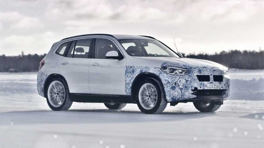 BMW iX3 To Be Available In Europe First In 2020: U.S. Later