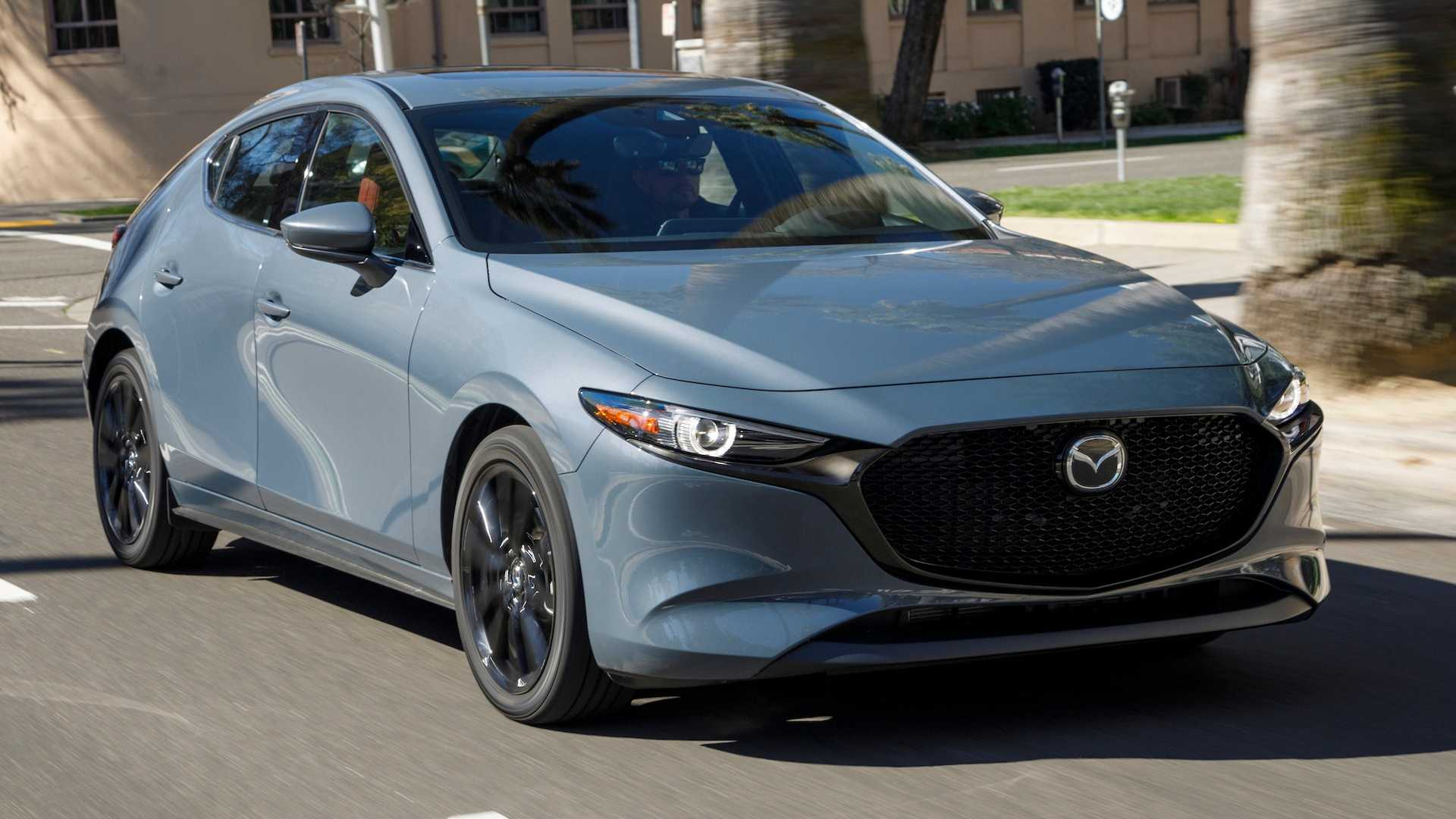 2021 Mazda3 could get turbocharged all-wheel-drive option ...