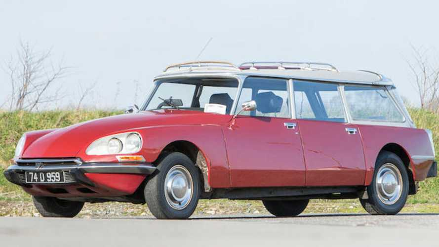 1974 Citroen DS23 Safari