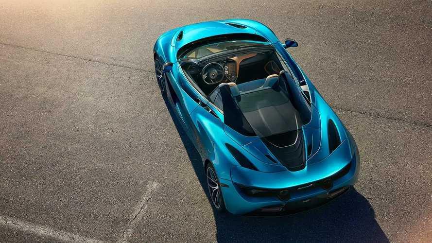 2020 McLaren 720S Spider: First Drive