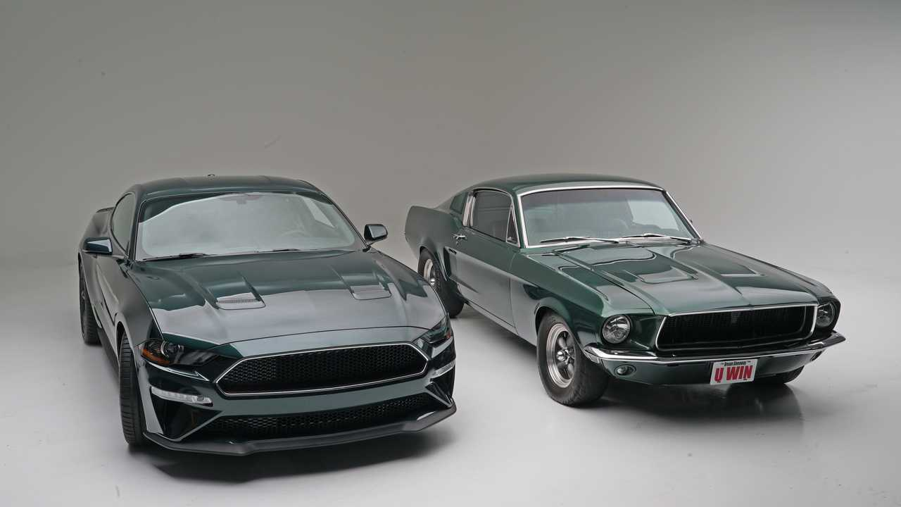 Bullitt Mustangs