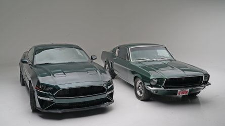 Restomod And Retro: Last Chance to Bring Home A Pair Of Bullitt Mustangs