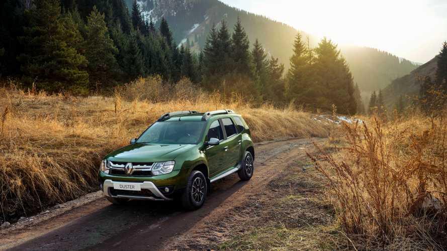 Renault Duster в России обновился и подорожал