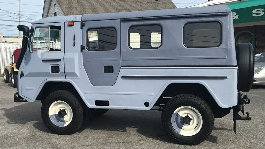 After Versatility But Don't Want A Unimog? Try This Volvo C202