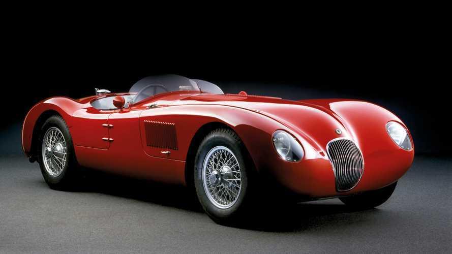 Jaguar's 'lost C-Type' for sale