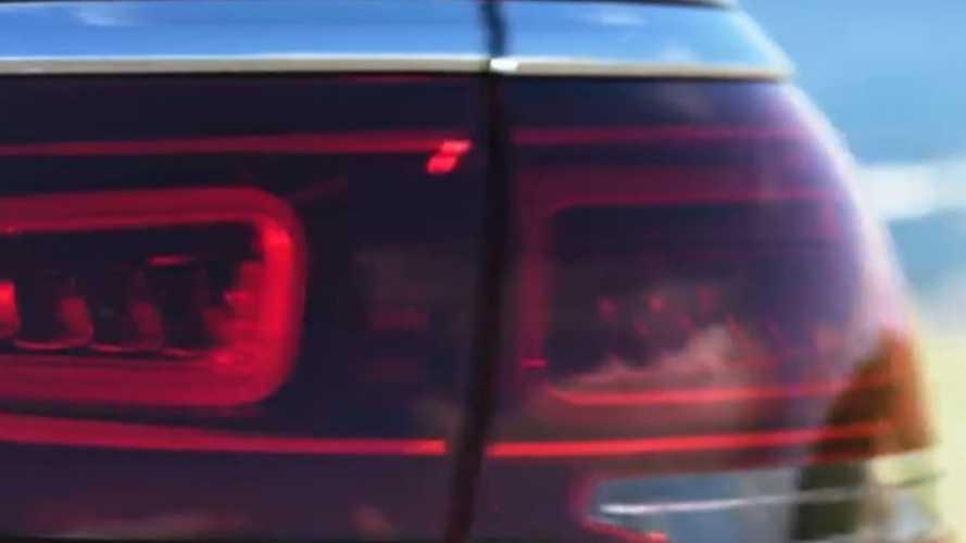 Mercedes-Benz показал кусочек обновленного GLC Coupe
