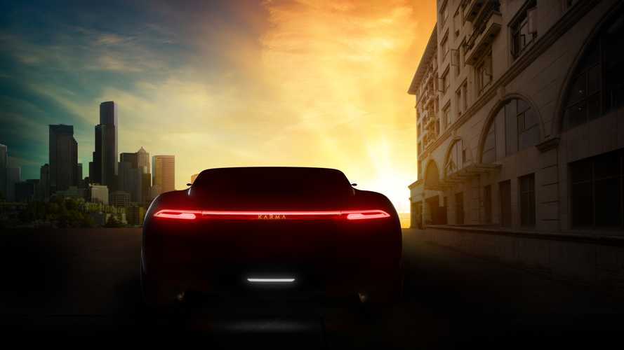 Karma Automotive Teases Vision Concept For Auto Shanghai