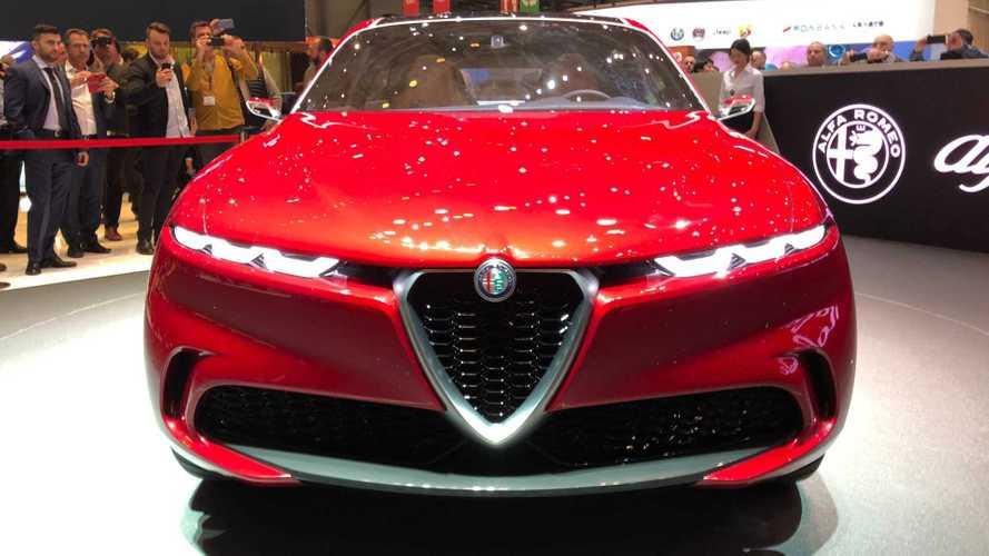Alfa Romeo Tonale - Un SUV compact et hybride !