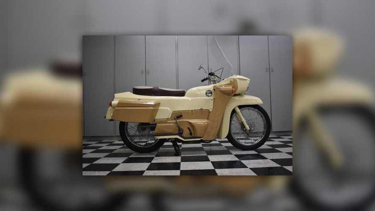 1964 Velocette Vogue