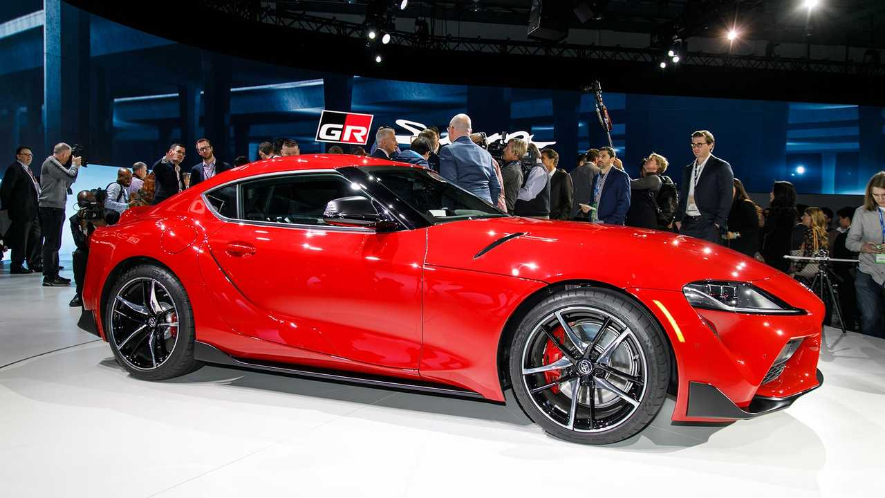 2020 Toyota Supra Debuts With 335 HP After A Decade Of