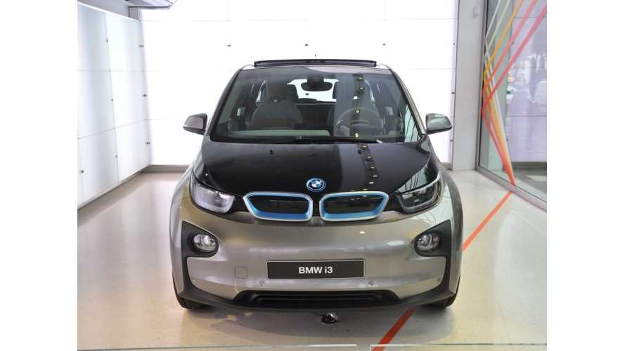 BMW: No Sunroof For US-Bound 2014 i3