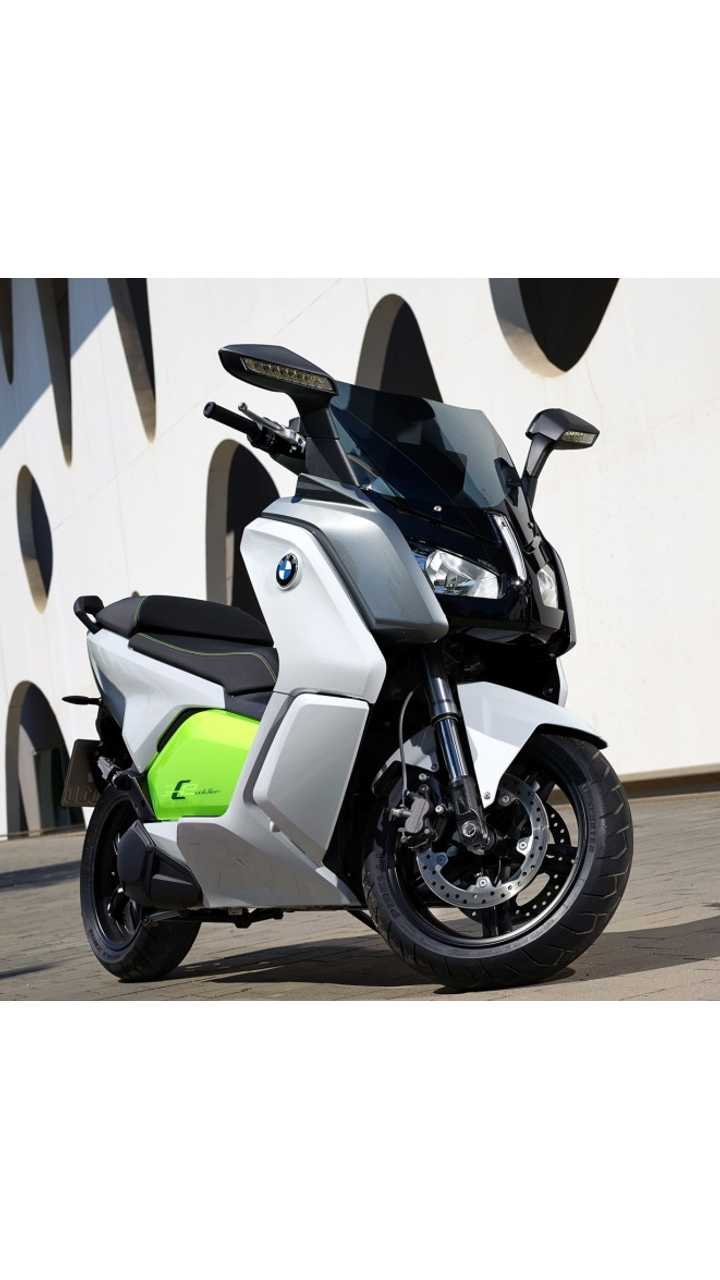 BMW C Evolution Electric Scooter To Go On Sale in May