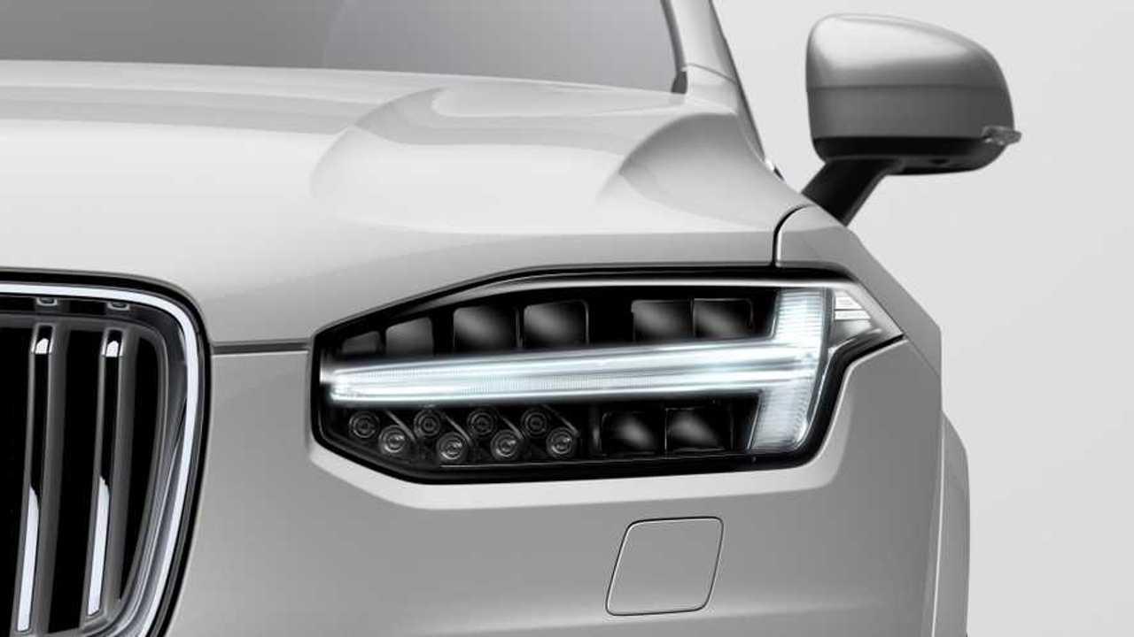 Обновленный Volvo XC90