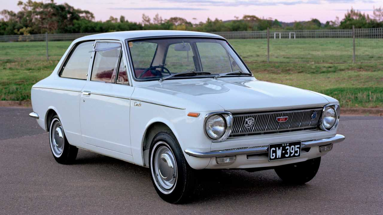 Toyota Corolla – 1966