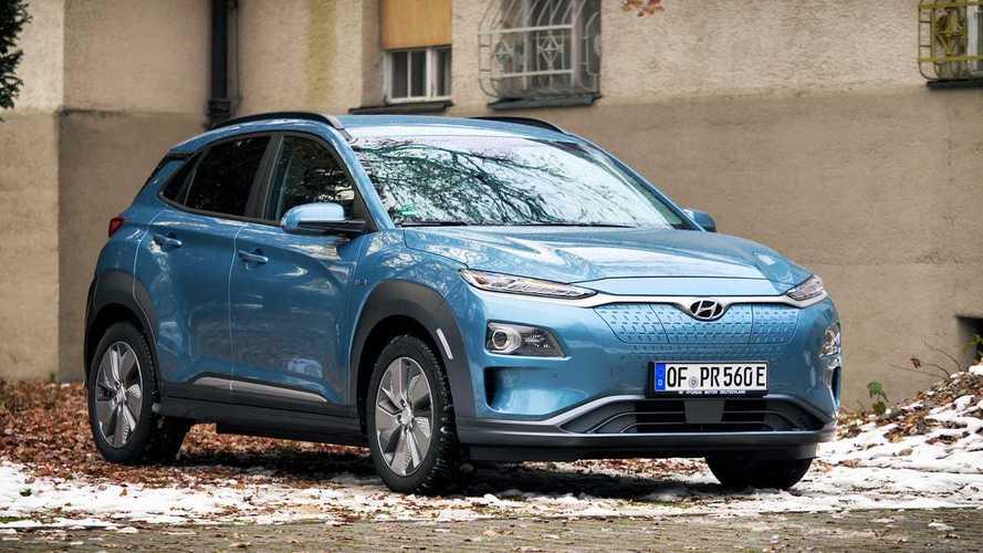 Hyundai Kona Elektro (2018) im Test