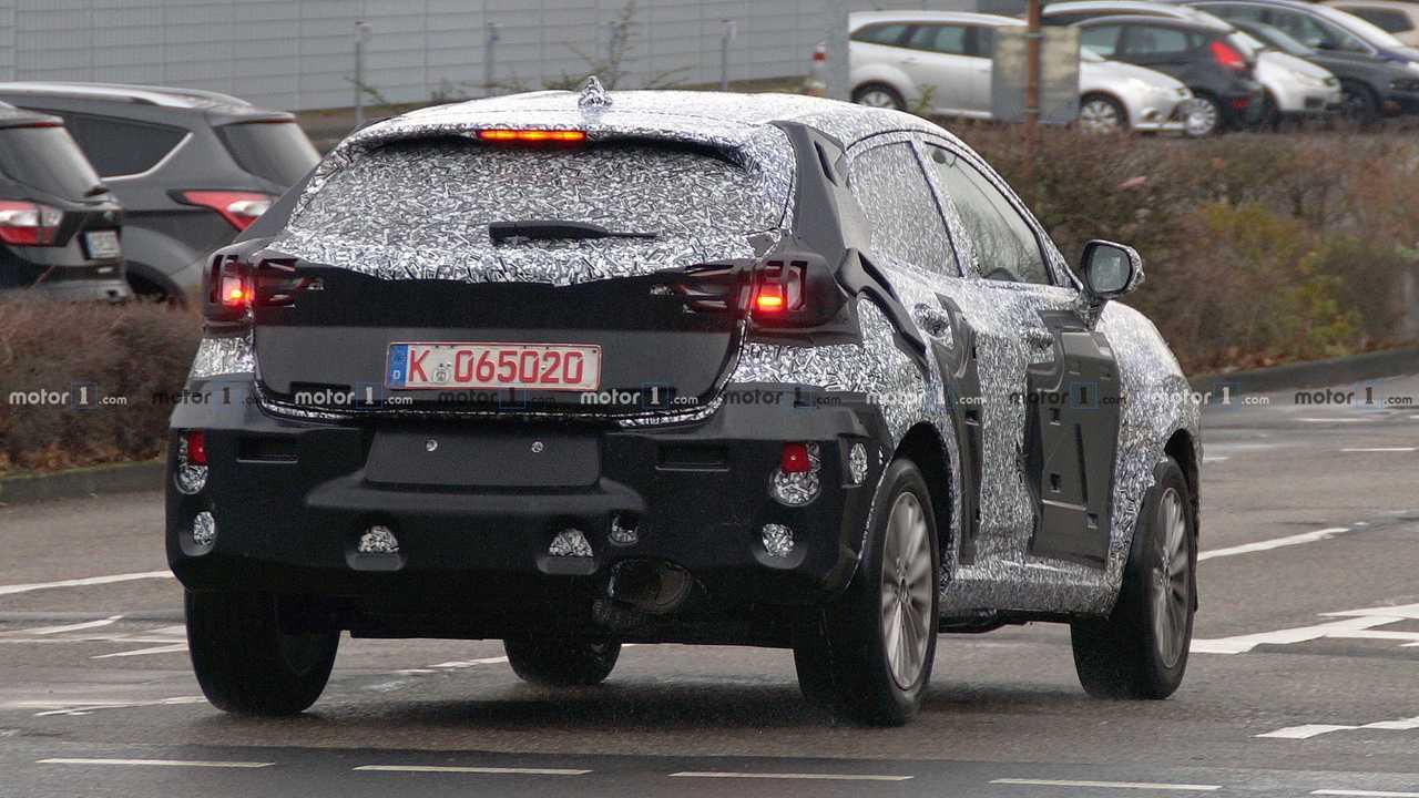 Flagra - Novo SUV da Ford (possível EcoSport)