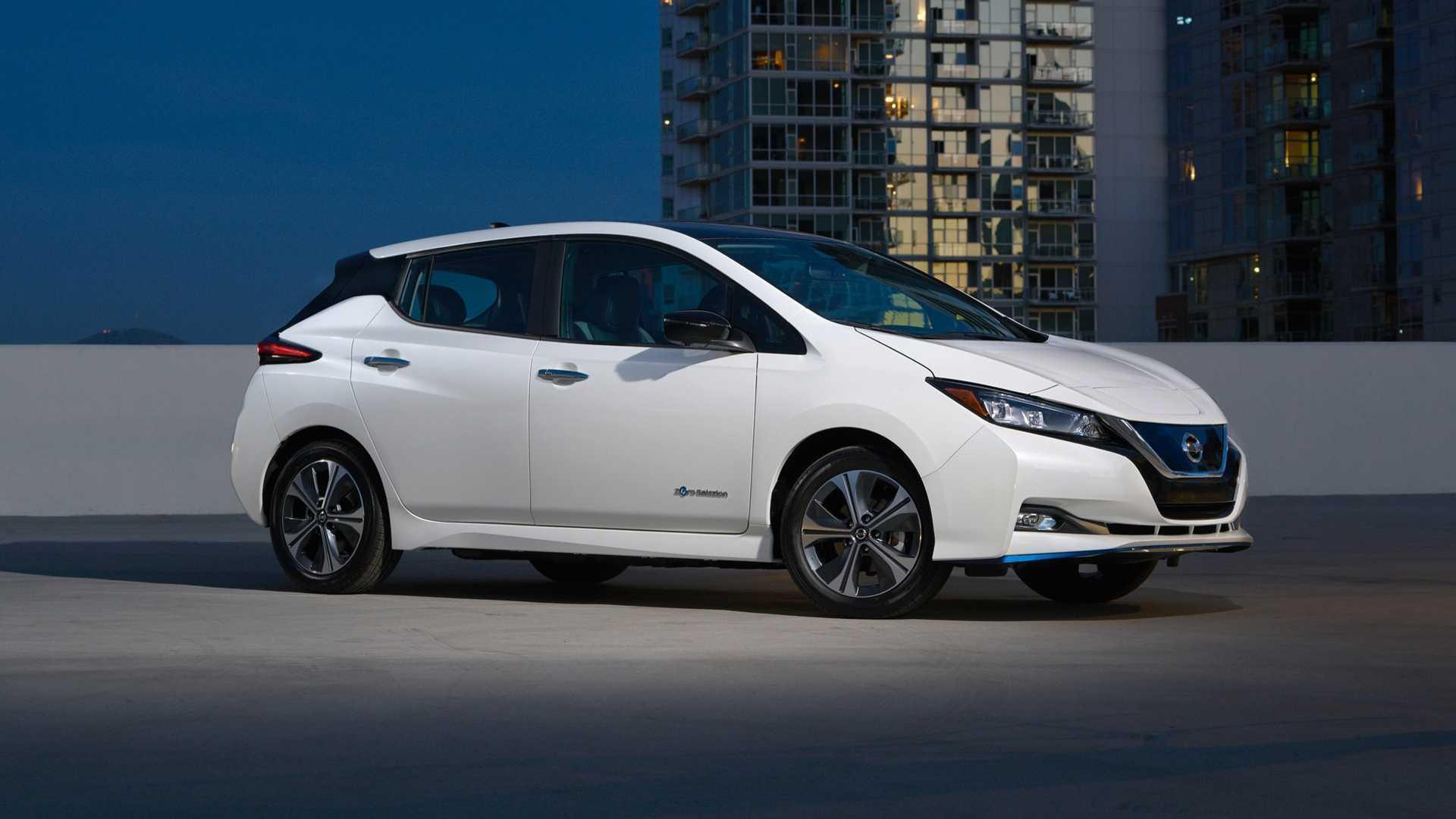 Nissan Leaf: Preise für das Elektroauto sinken um 3.600 ...