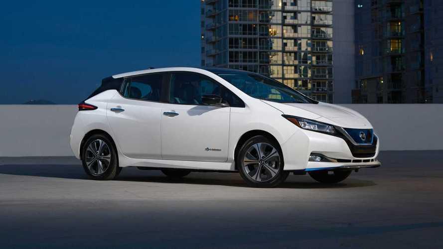 Las Vegasban debütált a megnövelt teljesítményű Nissan Leaf e+