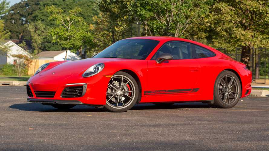 2018 Porsche 911 Carrera T: Review