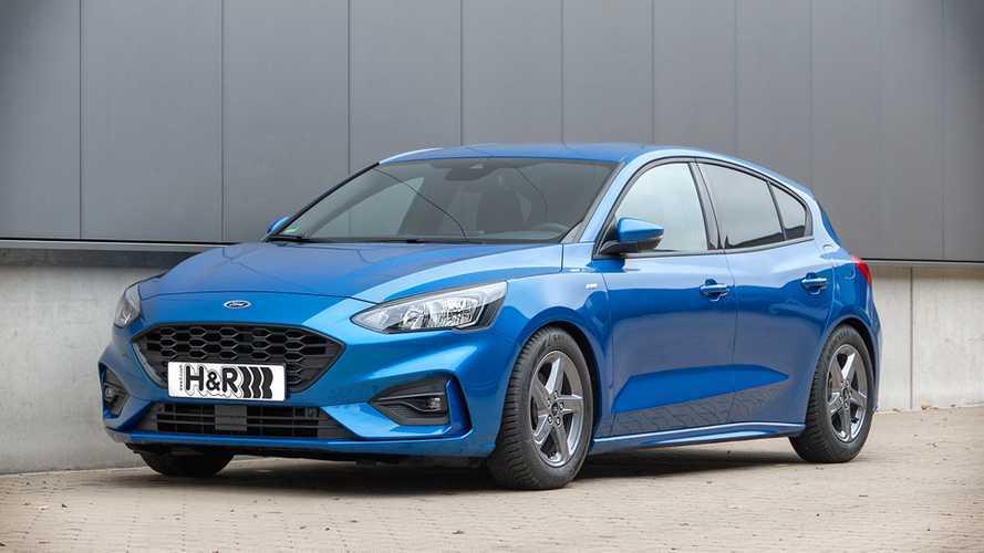 H&R-Sportfedern für den neuen Ford Focus