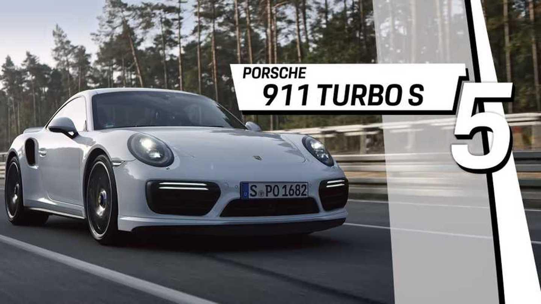 Top 5 Porsche Fastest Street Cars