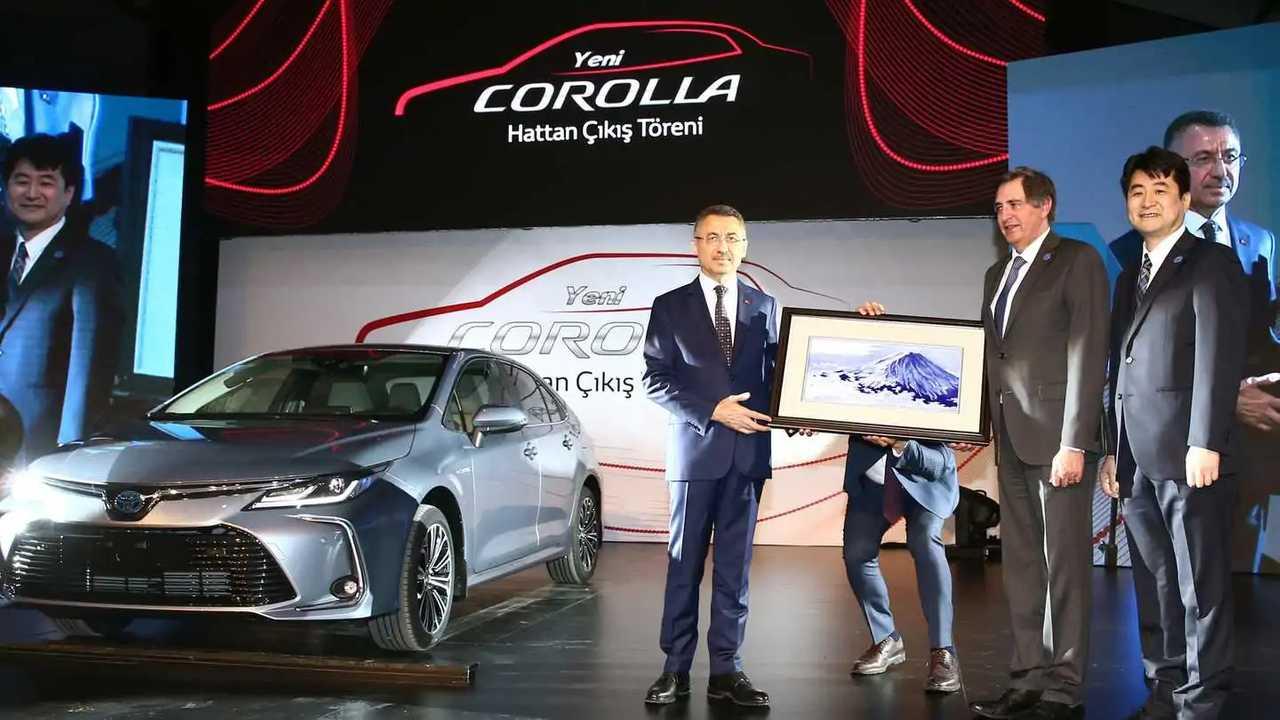 Toyota Corolla 2019 - Início da produção na Europa