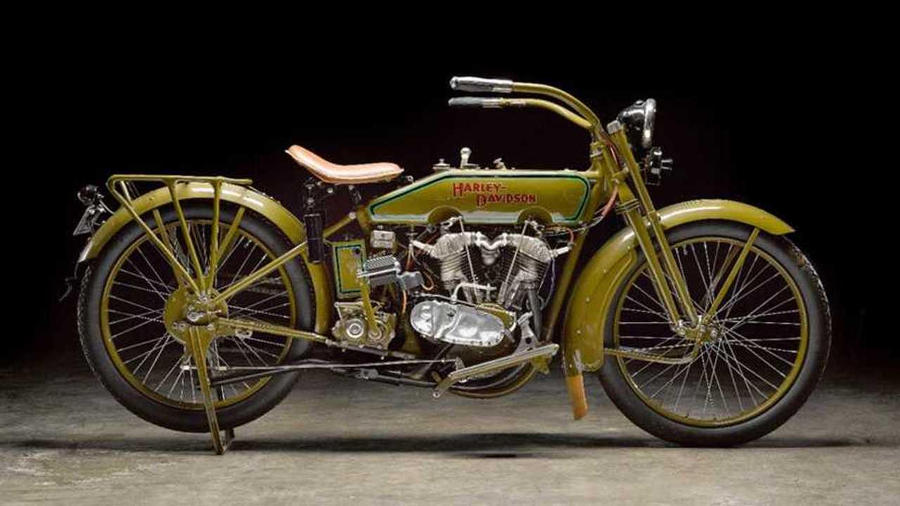 Harley-Davidson Model 20J