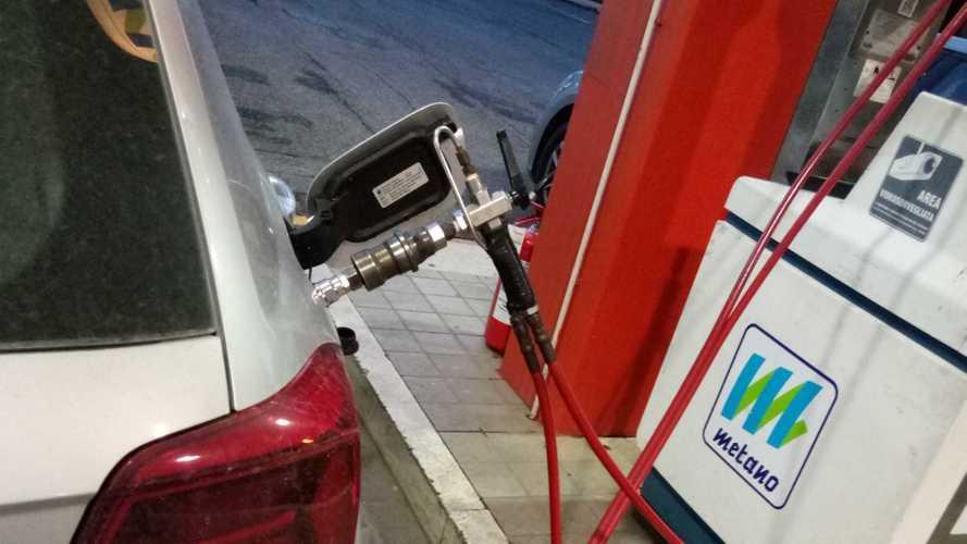 Auto a metano, in arrivo il self service