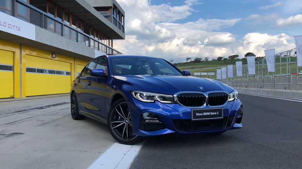 BMW 330i Sport lançamento Brasil