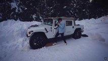 Stuck Hummer H1