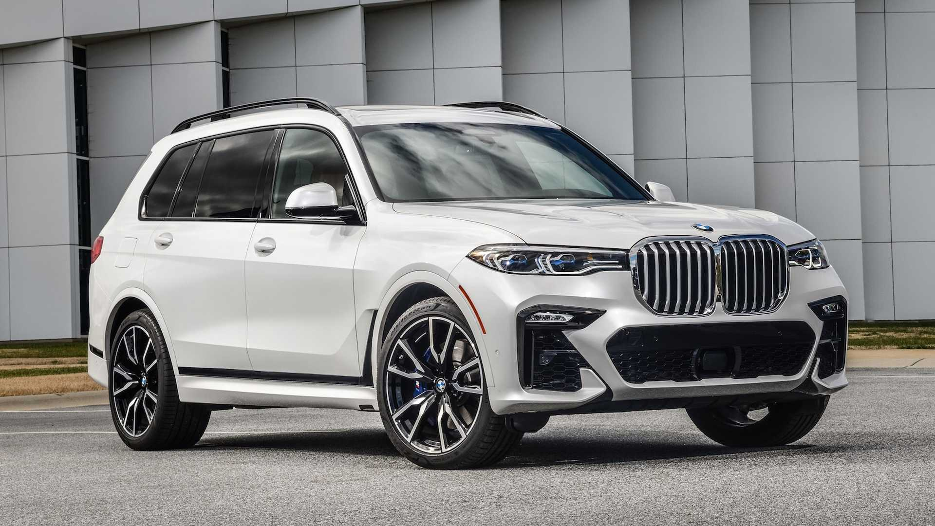 2019 Bmw X7 First Drive Absolute Munich