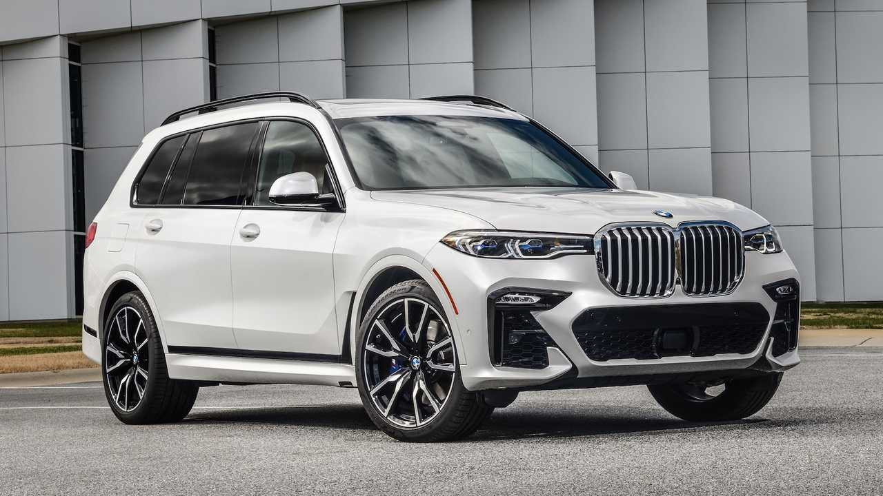 2020 Mercedes Benz Gls Vs Bmw X7 How Do They Stack Up