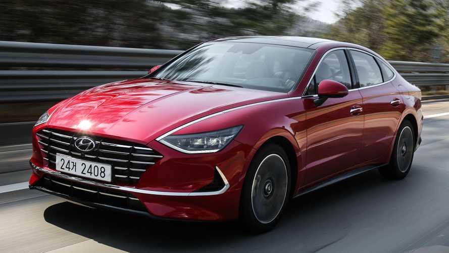 2019 Hyundai Sonata İlk Sürüş: Kore'nin yeniden doğuşu