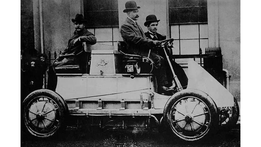 How Ferdinand Porsche Sort of Invented the Chevy Volt Back in 1898