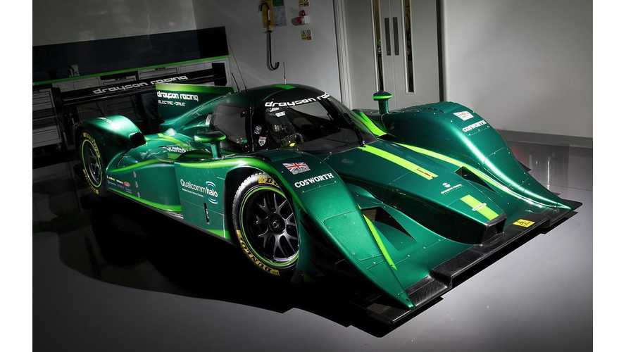 Drayson Racing Coming to Bonneville Salt Flats to Raise EV Land Speed Record Again